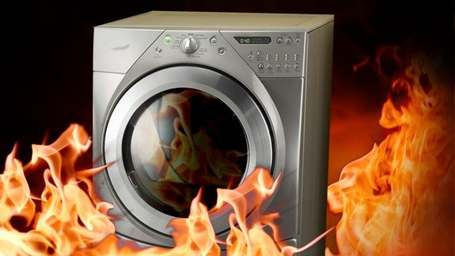 Dryer Vent Cleaning Can Prevent Fires