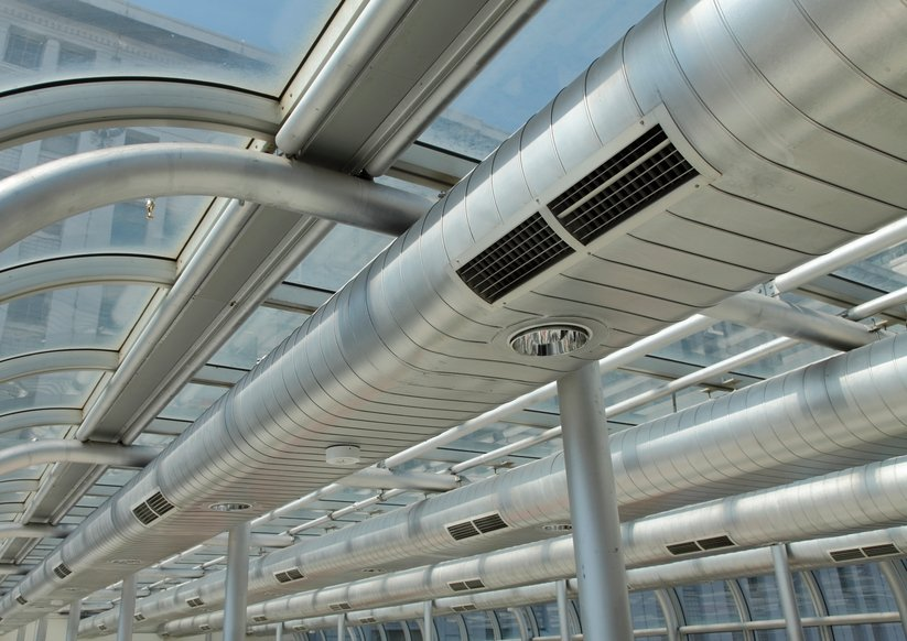 healthy air duct system in Tomball Tx