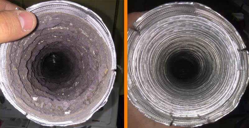 Dryer Vent Cleaning Procedures
